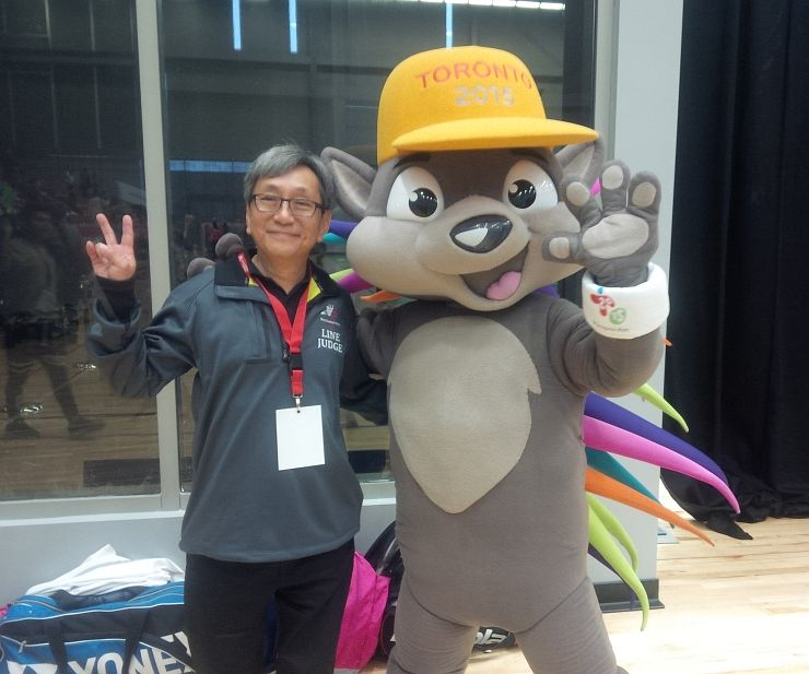 Wilfred Wei and Pachi