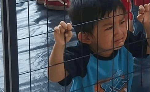 Donald Trump Vent Thread - Page 14 Child_in_cage