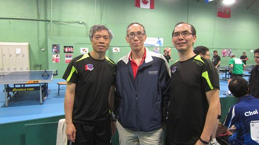 Lions Club Table Tennis Tournament