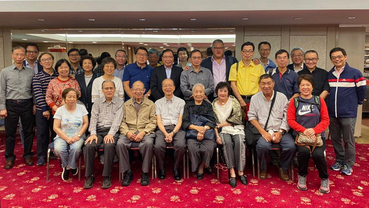 Class '71 Annual Snake Soup Dinner Gathering