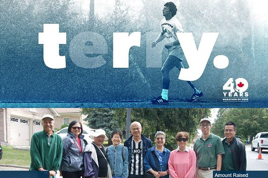 Terry Fox Run 2020
