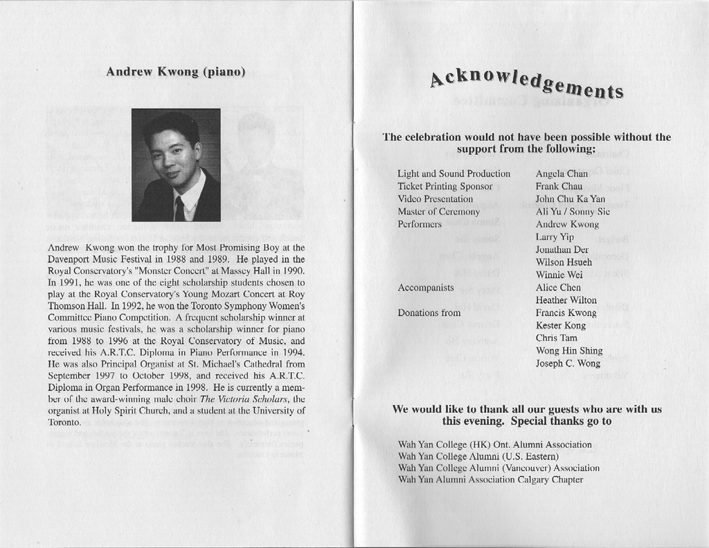 Andrew Kwong andrew kwong's wedding